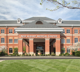 Brick Exterior   New Albany Medical Center   The Belden Brick Company