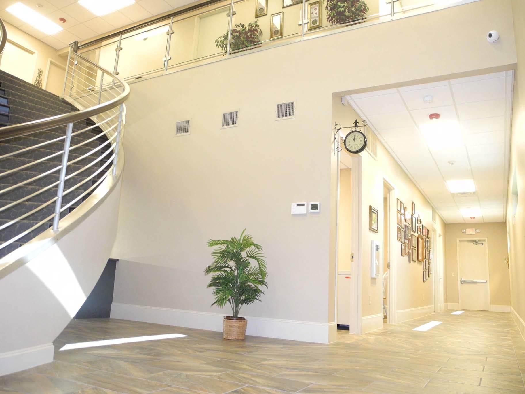 Lobby space
