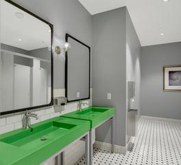 CaraGreend Durat USA Regus Coworking Space Washroom Sink