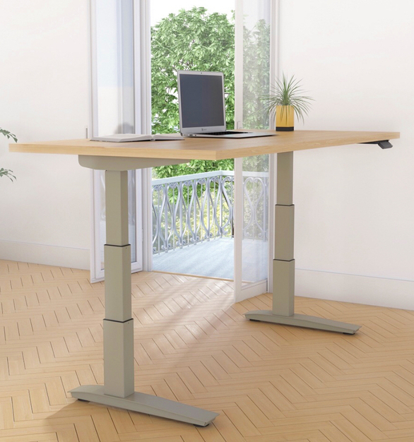 A  self-serve commercial quality solution for the evolving business. Adjustable Height Furniture which is an investment in today's performance and that naturally grows and moves as you do.