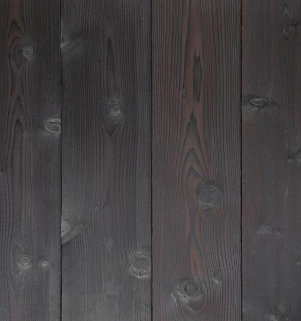 Shou Sugi Ban Western Red Cedar Toasted | 1 by Pioneer Millworks. Charred wood siding and paneling that is burned, brushed once, and coated with an exterior oil