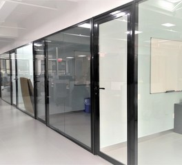 CGP Commercial Glass Aluminum Profile Systems