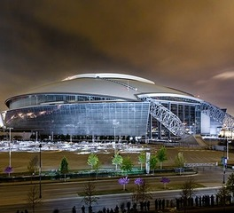 Childress Engineering Services Dallas Cowboys Stadium Curtain Wall Engineering