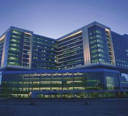 Childress Engineering Services UT Southwestern Hospital Exterior Curtainwall Engineering