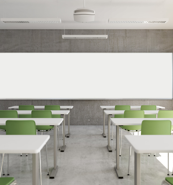 One of our most popular LCS Deluxe Porcelain dry erase whiteboards, this versatile and durable board is available with or without a map rail. Choose from sizes ranging from 3' x 4' all the way up to 4' x 16'.