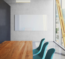 Claridge Products Glass Whiteboard Office Space Design