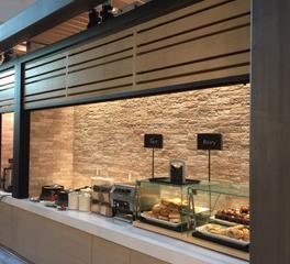 Claridge Products Hospitality Display Case Restaurant Eatery