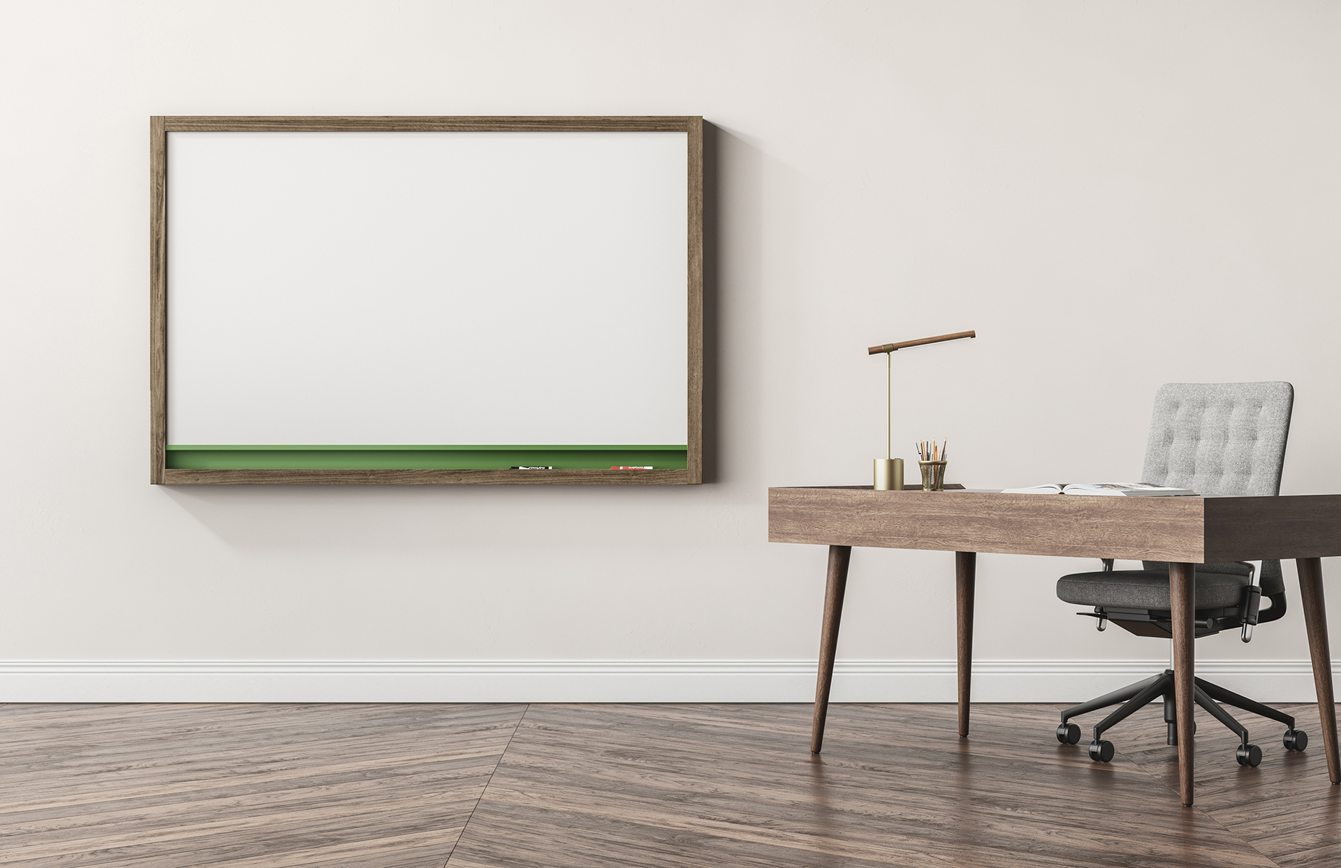 In Claridge's new MIX line of highly customizable, mixed-material dry erase markerboards and tackboards, those who design for collaborative communication environments now have more flexibility to achieve their desired aesthetic.