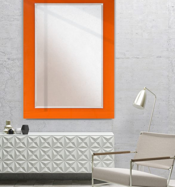 All of the Studio Series mirrors by ClearMirror are custom made, and hand built in the United States to your exact specifications. Hundreds of other types of glass matting and surface mirror, including custom sizes and shapes are available.