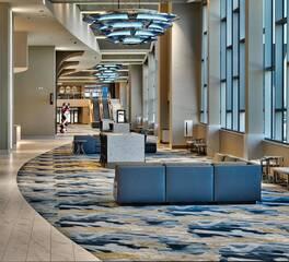 Convention center furniture interior design