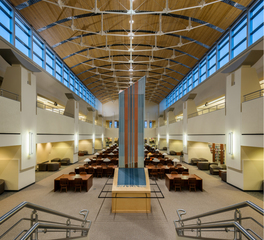 Cordeck Innovative Floor Solutions® | University of St. Cloud Reading Room
