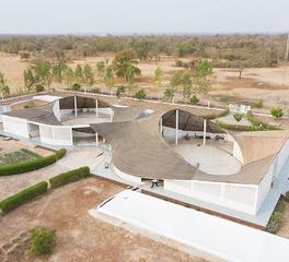 Cultural Center and Social Hub for Communities in Senegal