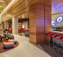 Cuningham Group Potawatomi Hotel and Casino Guest Common Area