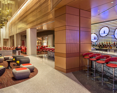 Cuningham Group design a luxurious expansion to the Potawatomi Hotel in Milwaukee, Wisconsin.