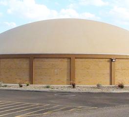 Custom Construction Design School Addition Construction Dome Spur Texas