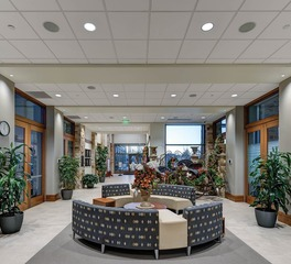 Custom Recessed Lighting | Acuity Brands Lighting | Lounge Design