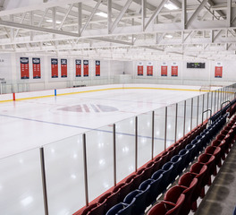 Dacon Dexter Southfield School Hockey  Arena