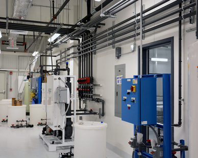This new facility is in response to market growth and is purposed solely for plant cultivation.