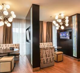 Decorative Ceiling Tiles Bistro pods -4