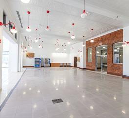 Decorative Ceiling Tiles Tin Ceiling Replica Montclair State University Third Floor Lounge