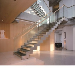 DGI Denver Glass Interiors Glass Railings 1