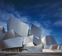 Disney Concert Hall Image-by Carol Highsmith