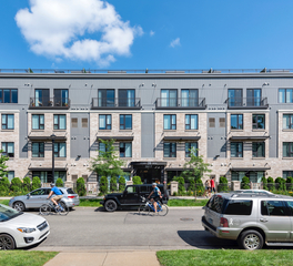 DJR Architecture Boutique 28 Luxury Apartments Exterior Design Minneapolis Minnesota