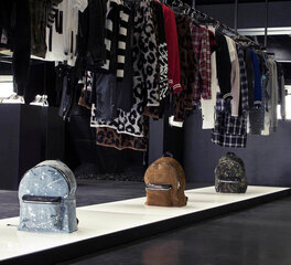 do good work corporation amiri retail store clothing racks