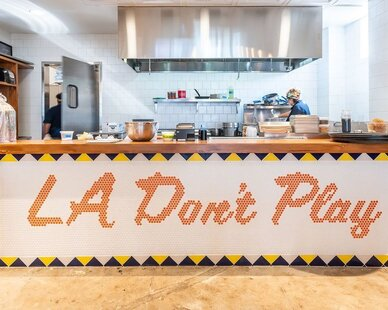 Do Good Work provides branding support to new entrepreneurial ventures, like Guerrilla Tacos in LA.