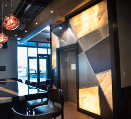 Dras cases crave restaurant  interior 2