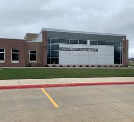 DRAS Cases   Custom Commercial Millwork   Alexander Elementary School