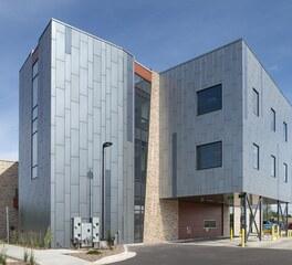 Dri-Design Broadwater Office Exterior