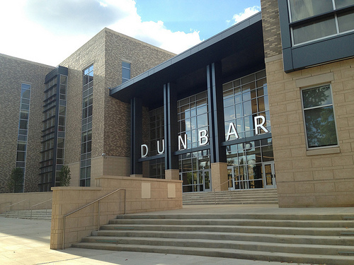 Dunbar High School has received numerous awards, including the AIA|D.C. chapter's Design Award in architecture and Presidential Citation in sustainable design, both in 2014, as well as the Congress for New Urbanism's Charter Award for Best New Civic Building, also in 2014.