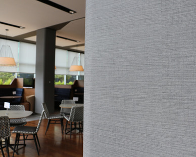 Tedlar® Wallcoverings is your perfect choice for high traffic areas in hospitality settings. A variety of styles, colors, and textures guaranteed to leave a lasting impression.