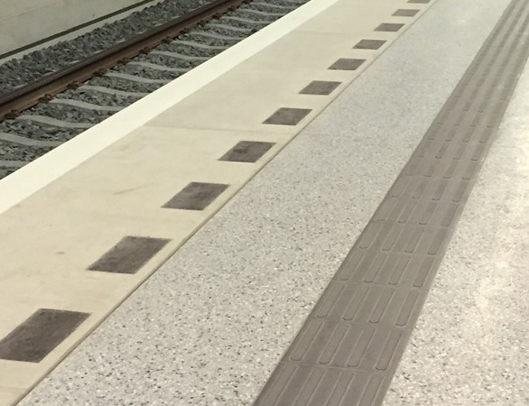 Duracryl International has created the beauty and richness of traditional Terrazzo, originally invented by the Romans, improved with the latest technologies of today, form a unique flooring system.