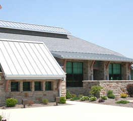 dutch quality Limestone Columbus Blend exterior shot