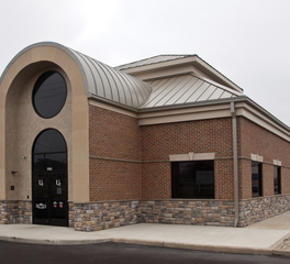 dutch quality stone kentucky blend limestone bank building exterior