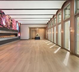 earthcore balthazar cellars Event center lobby interior