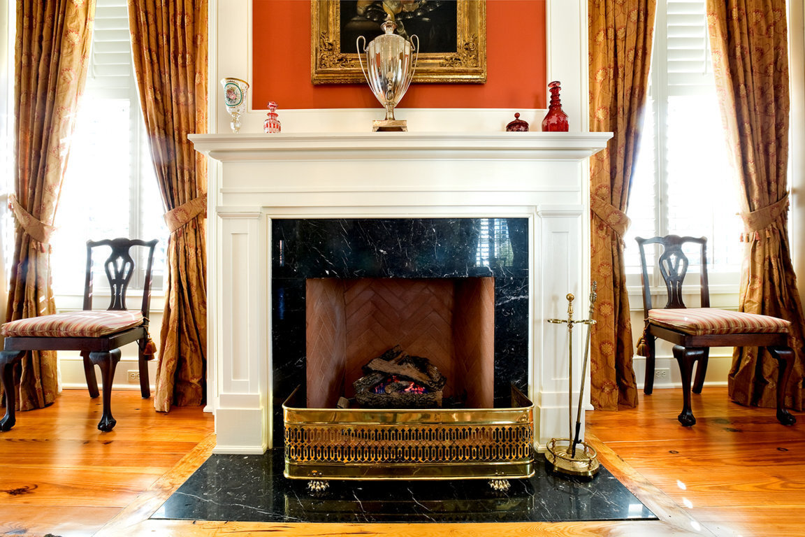 Florida State University in Tallahassee, Florida use Earthcore products for the interior of the President's House on campus.
