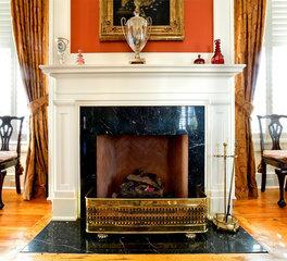 earthcore Tallahassee FSU President House sitting area