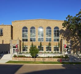 Eastman Hall Exterior