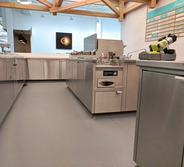 Eco Tek NY Eco-Grip kitchen flooring