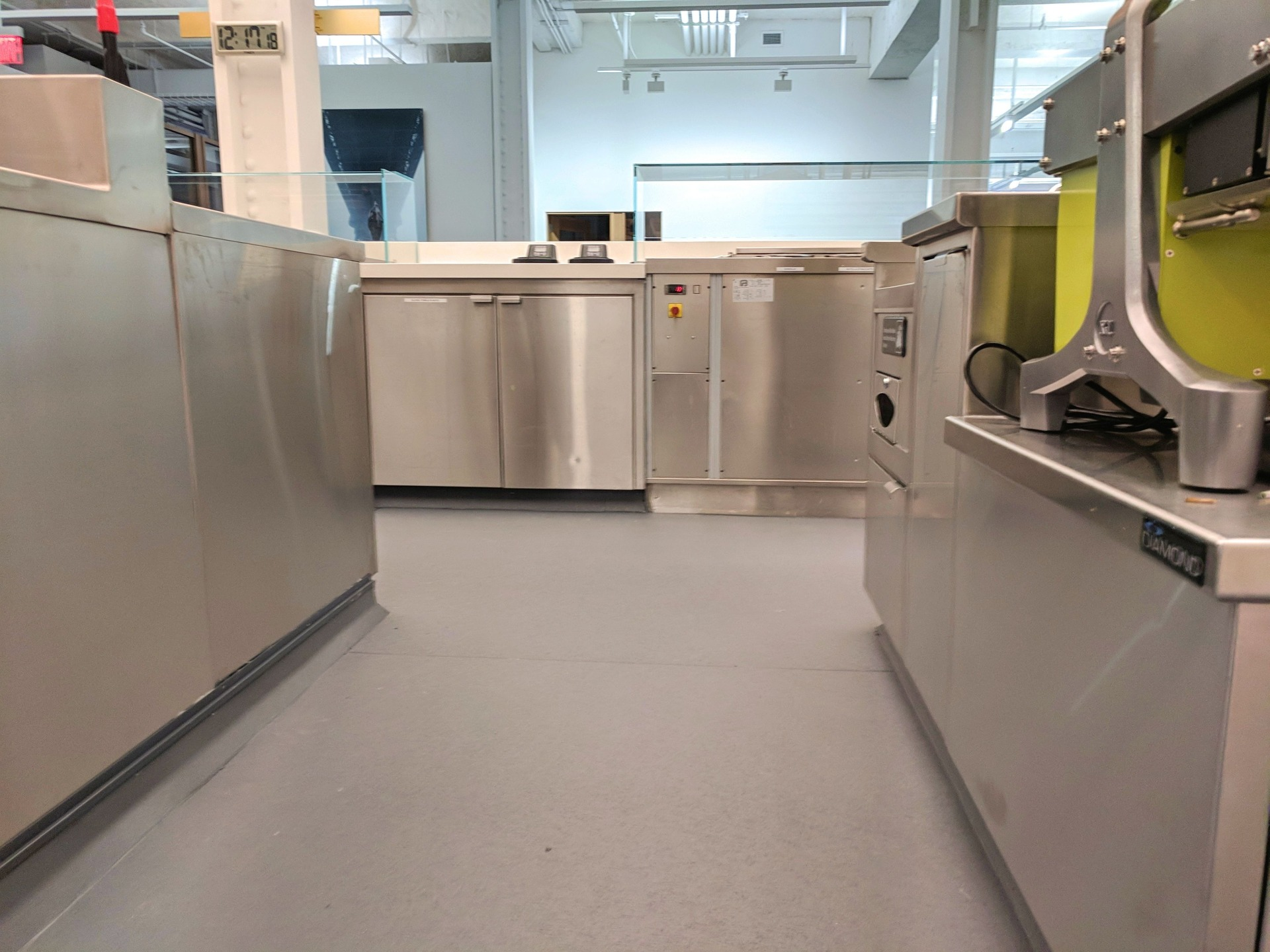 Eco-Grip® is a revolutionary flooring product that is utilized in areas that demand a safe, waterproof, slip-resistant environment.