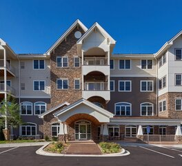 Edco products Applewood multi family Champlin Exterior