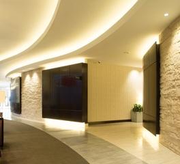 Eldorado stone hilton garden inn corridor design