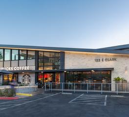 Eldorado Stone Starbucks exterior view