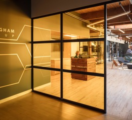 Emanuelson Podas Cuningham Group Minneapolis Office Interior Entrance Design