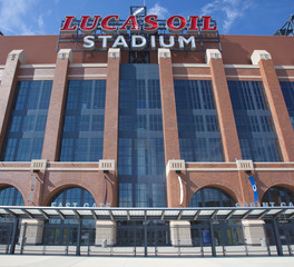 Endicott Clay Products Lucas Oil Football Stadium Thin Brick Exterior