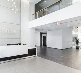 Environments At Work Shire Interior Front Desk