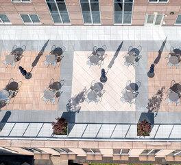 EQT Plaza Balcony | Pittsburgh, PA